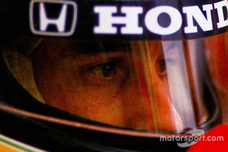 """Senna já teve """"dias de Alonso"""" contra os motores Honda"""