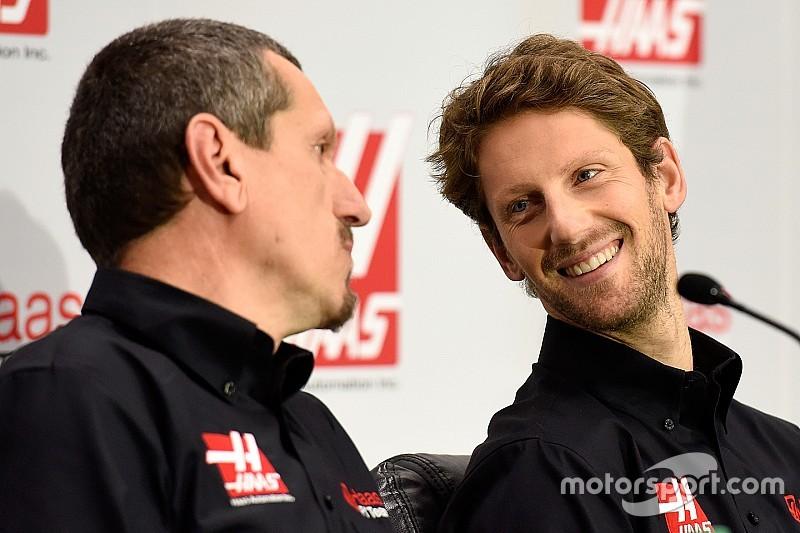 Grosjean - D'un côté une équipe qui me voulait, de l'autre Lotus en difficulté...
