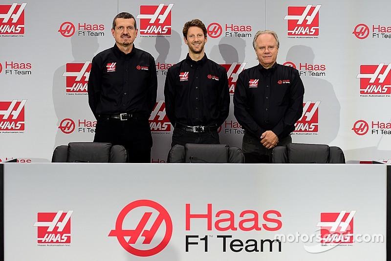Romain Grosjean als erster Fahrer bei Haas F1 vorgestellt