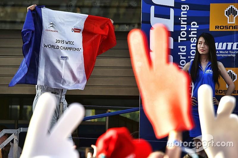 Citroën feiert vorzeitige WTCC-Titelverteidigung