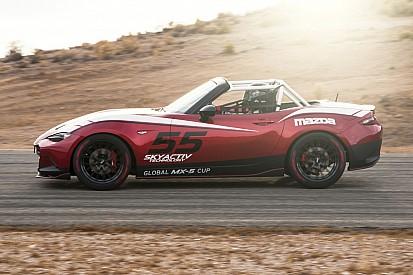 Mazda prices new 2016 Global MX-5 Miata race car at $53,000