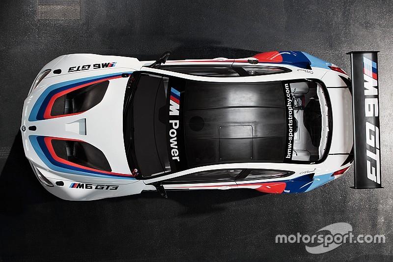 El BMW Team RLL confirma su presencia en el 2016 con el BMW M6 GTLM