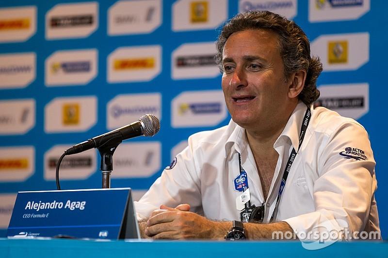 """""""Não estamos competindo com a F1"""", diz CEO da Fórmula E"""