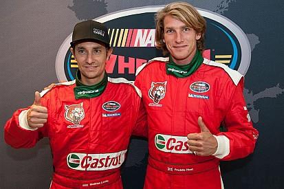 Die Söhne: Lauda und Hunt als Teamkollegen