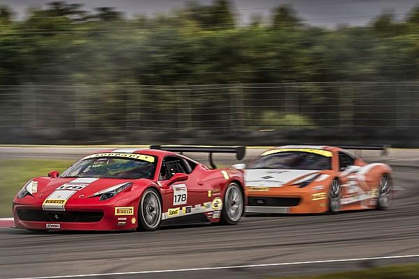 Ferrari Ferrari Challenge NOLA weekend results