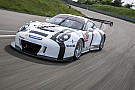 Erster Testeinsatz des neuen Porsche 911 GT3 R