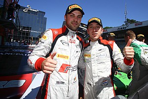 Blancpain Sprint Breaking news Vanthoor ruled out of Blancpain Sprint finale after Misano shunt