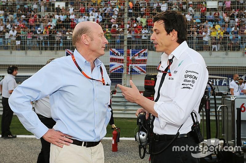 """""""Donos da F1 têm que ter visão a longo prazo"""", diz Wolff"""