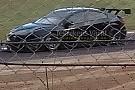 Новая гоночная Volvo вышла на тесты