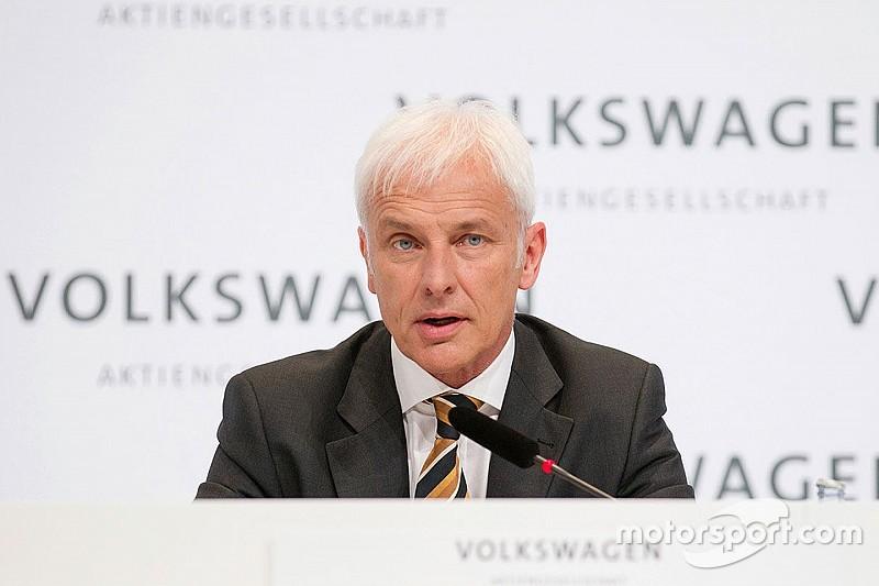 После скандала:  является ли новый босс VW любителем автоспорта?