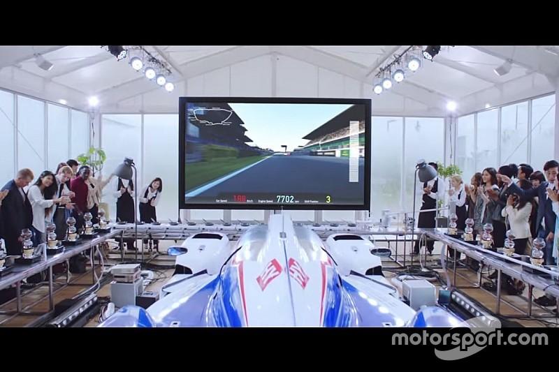 VÍDEO: veja café da manhã preparado por LMP1 da Toyota