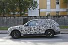 Le futur BMW X3 repéré en mode camouflage en Allemagne
