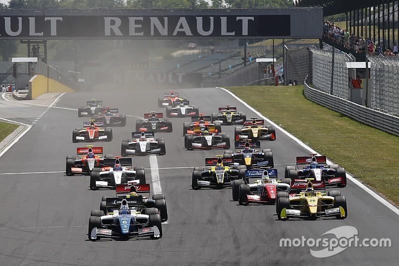 Deelnemerslijst Formule 3.5 voor 2016 bekend