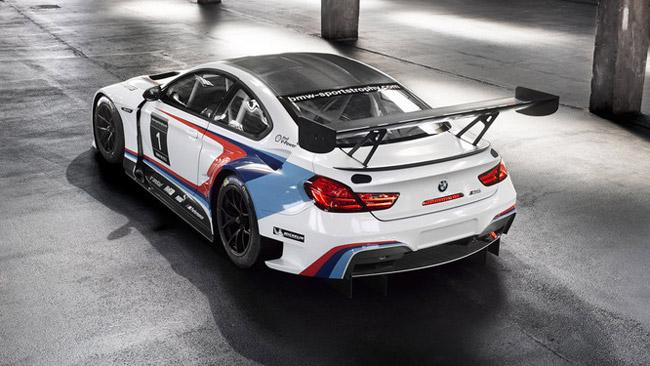 ROAL Motorsport nel 2016 con la nuova BMW M6 GT3