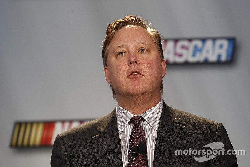 "Brian France: Teams' financial health ""very important to us"""