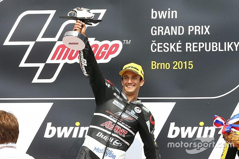 Johann Zarco es campeón del mundo