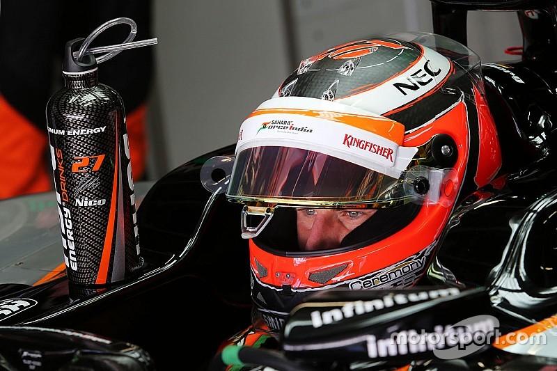 GP von Russland: Nico Hülkenberg mit Bestzeit in verkürztem Training