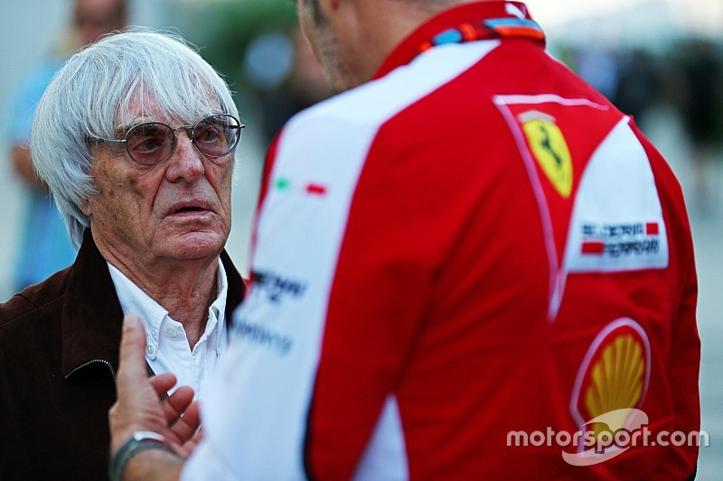 "Ecclestone on EU complaint: ""I don't run a cartel"""