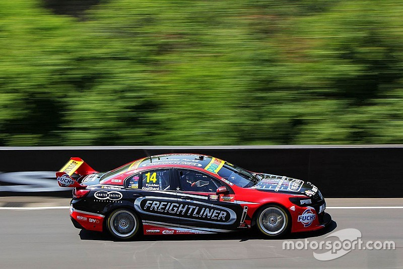 Coulthard on provisional Bathurst pole