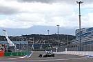 Russian GP: Rosberg tops shortened FP3 as Sainz has huge crash