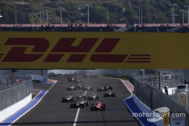 Cancelan la carrera de GP3 por daños en las defensas
