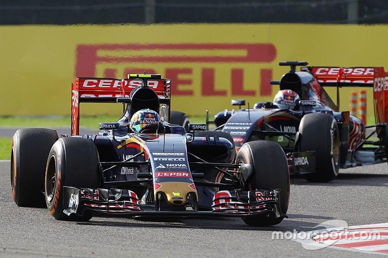 Toro Rosso aceptaría motores 2015 de Ferrari
