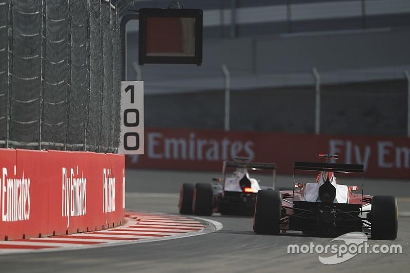 В воскресенье пройдут две гонки GP3