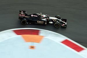 Formule 1 Actualités Grosjean -