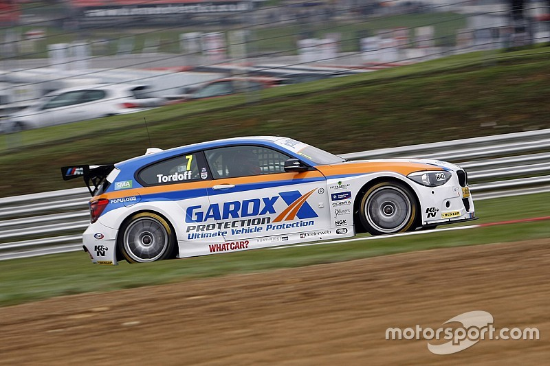 Tordoff puts sportscar career on hold, aims to stay with WSR