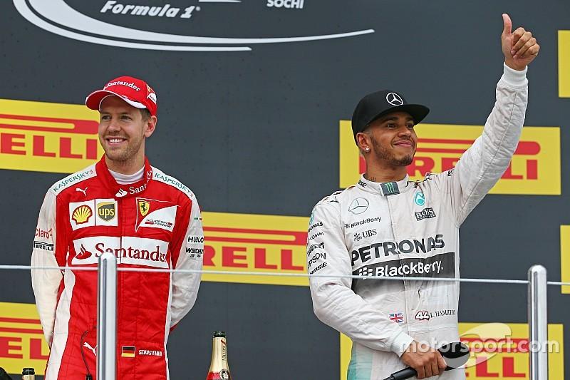 Wolff - Hamilton et Vettel peuvent offrir l'un des plus grands duels de la F1