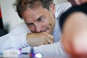 Formule E Preview Jacques Villeneuve -