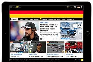General Пресс-релиз Motorsport.com запускает цифровую платформу в Германии