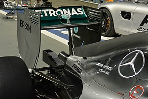 Formula 1 Breaking news F1 teams given triple exhaust option