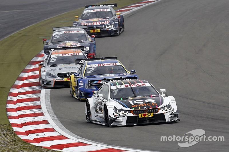 В BMW нацелены выиграть зачёт производителей DTM