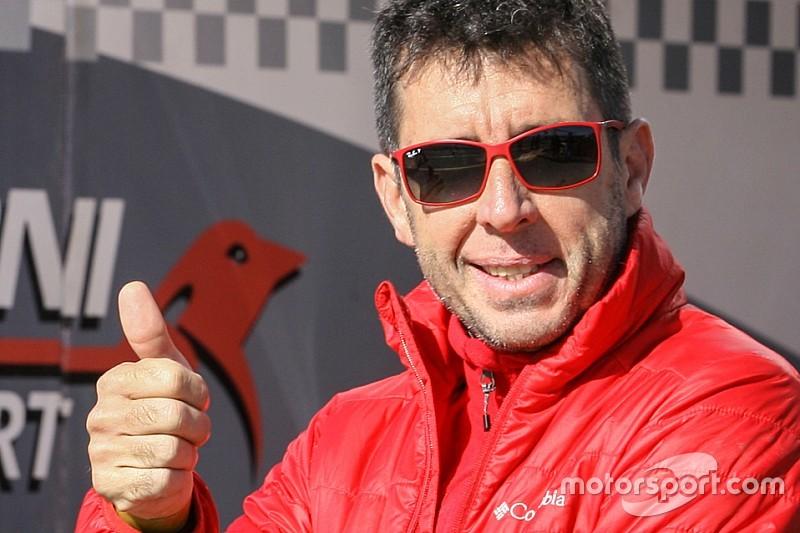 """El """"Pato"""" Silva cumple 25 años en el automovilismo"""