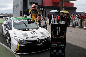 TURISMO CARRETERA Noticias de última hora STC2000: Ledesma seguirá con Renault el año que viene