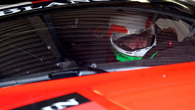 Fabio Mancini torna nel Tricolore GT con la EasyRace