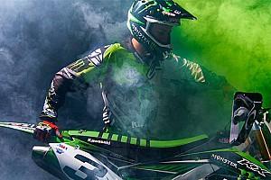 AMA National Cross Ultime notizie Eli Tomac ha firmato per Monster Energy Kawasaki