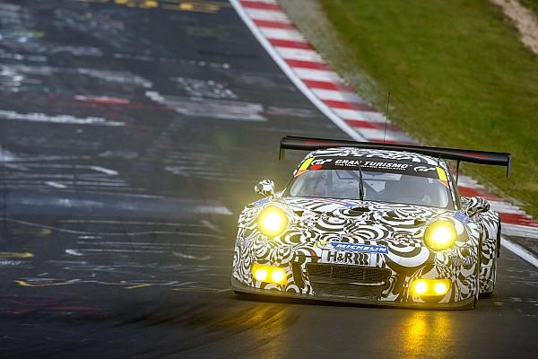 Erfolgreicher Testeinsatz für neuen Porsche 911 auf der Nordschleife