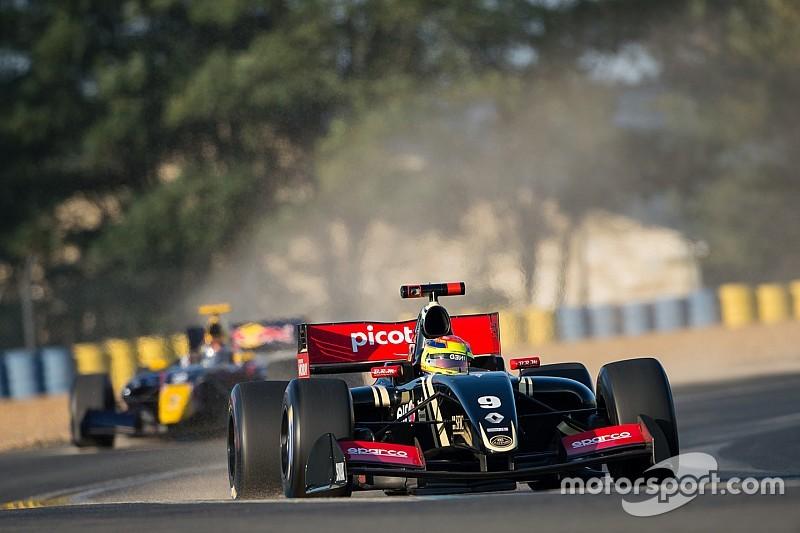 Formule 3.5 - Le calendrier provisoire 2016 dévoilé