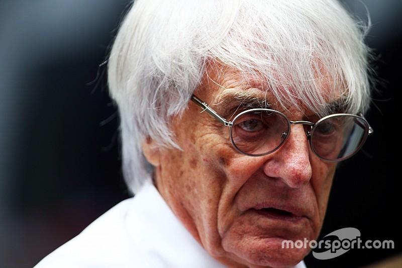 """Ecclestone pide que F1 ya nos sea un """"campeonato de ingenieros"""""""