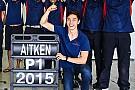 Formule Renault Jack Aitken remporte le titre Eurocup FR2.0 à Jerez