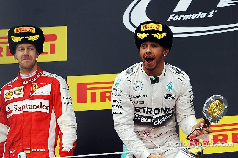 """Lewis Hamilton adota precaução sobre tri: """"nada assegurado"""""""