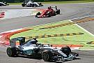 FIA планирует постоянно отслеживать давление в шинах