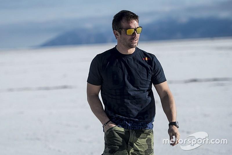 """Loeb tiene miedo de """"terminar perdido"""" en el Dakar"""