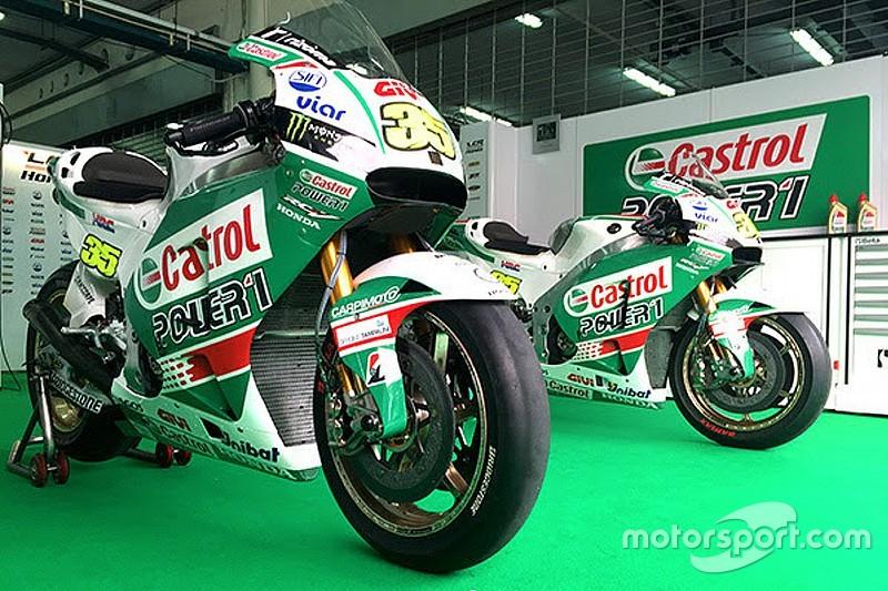 В Малайзии мотоцикл Кратчлоу будет окрашен в цвета Castrol
