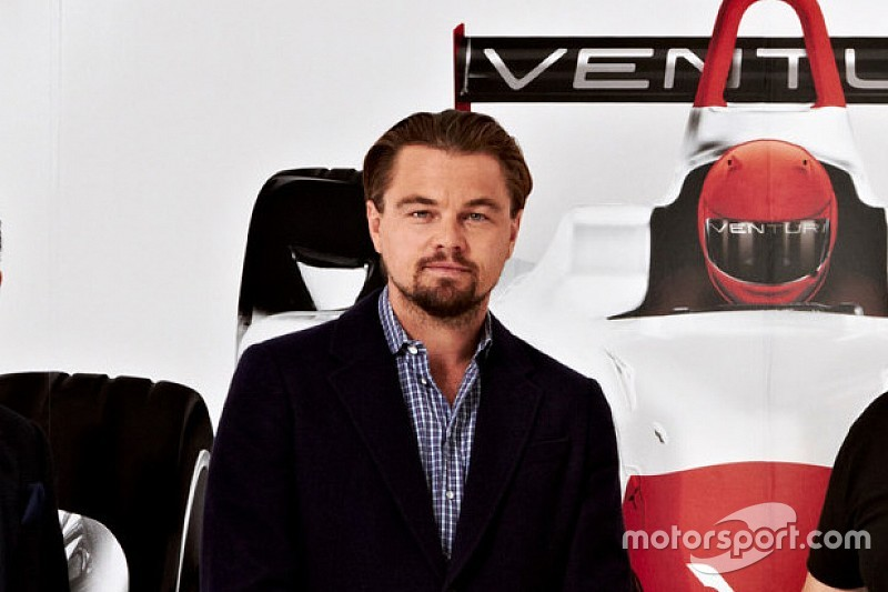 Leonardo Dicaprio to chair Formula E sustainability committee