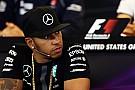 Lewis Hamilton señala que no ve retos en las nuevas normas