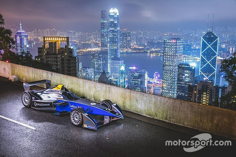 Формула Е обзавелась новым техническим партнёром