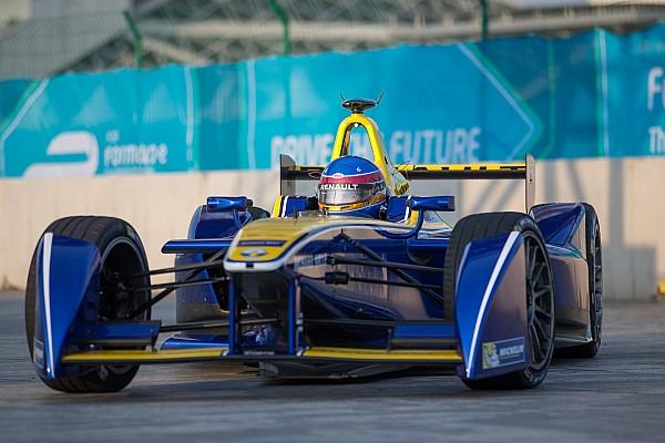 Formula E Prost supera a Buemi en el dominio de Renault